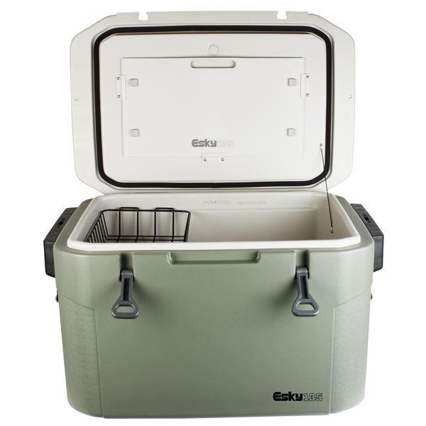 Cooler 135qt Esky Khaki 5892