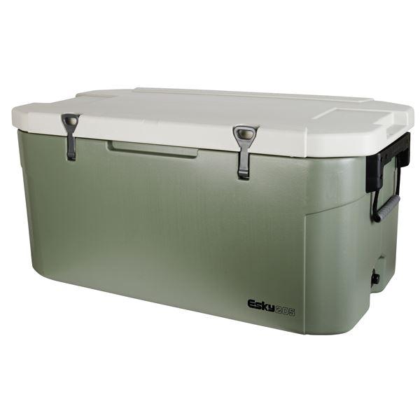 Cooler 205qt Esky Khaki 5893