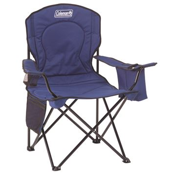 Picture of Chair Quad W/cooler Adult Blue