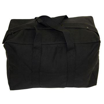 """Picture of Parachute Bag, 24"""" x 15"""" x 13"""" Black"""