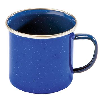 Picture of Cup, Enamel 12 oz. SS Rim