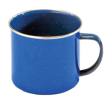 Picture of Cup, Enamel 24 oz. SS Rim