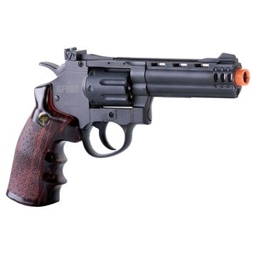 Picture of GF600 357 Revolver CO2 8rd 6mm