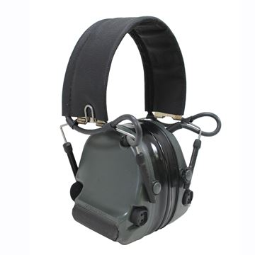 Picture of COMTAC III Hearing Defender Foliage Green