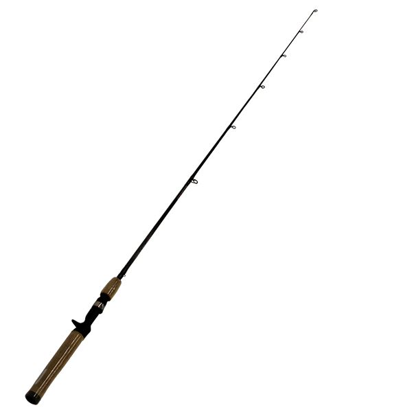 "GRAPHEX 5'6"" 1PC MED CASTING ROD"