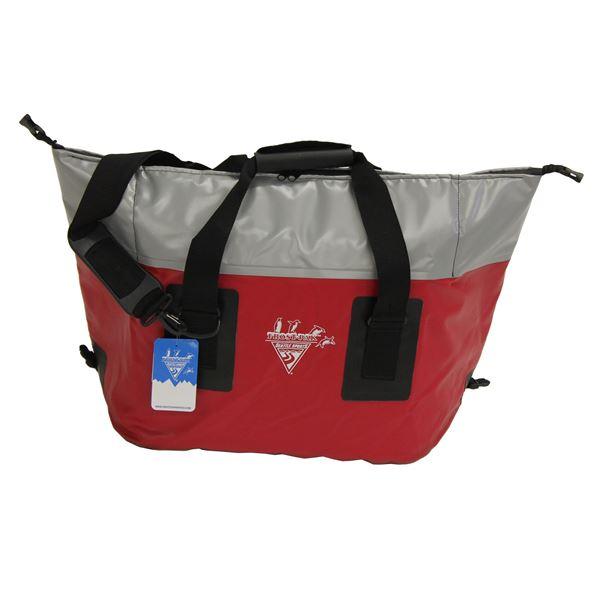 FrostPak 44 Qt Zip Top Cooler Red