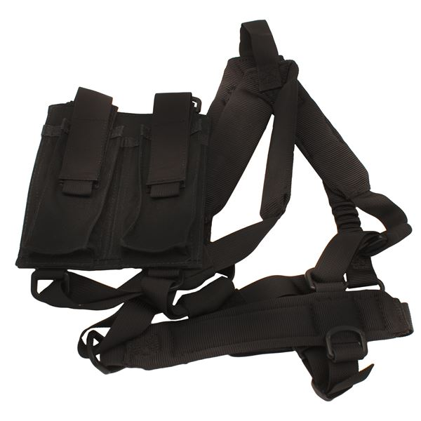 Sling, PDW Shoulder Harness Blk