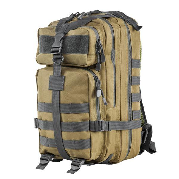 Vism Small Backpack/Tan,Urban Gray Trim