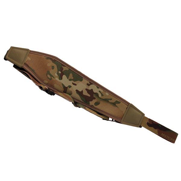 Padded Nylon Rifle Sling 48x1 Camo