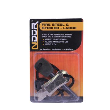 Picture of Ndur Large Fire Steel & Striker