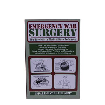 Picture of Emergency War Surgery