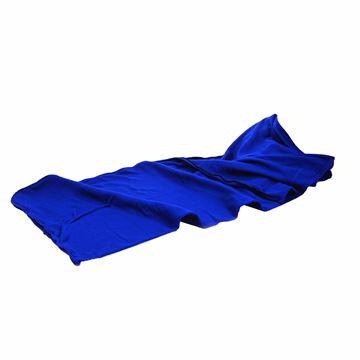 Picture of Fleece Sleeping Bag Blue