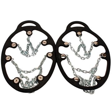 Picture of Chains Ice Trekkers, Black, Large
