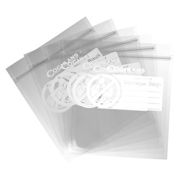 """Picture of Odor Proof Storage Bags - 8.5"""" x 10"""""""