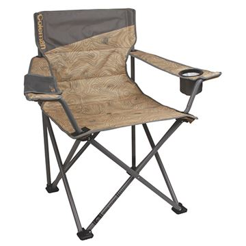 Picture of Chair Quad Oversized Topo Print