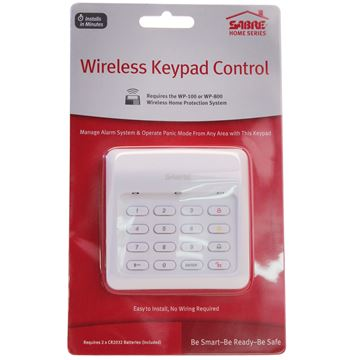 Picture of Wireless Keypad Control