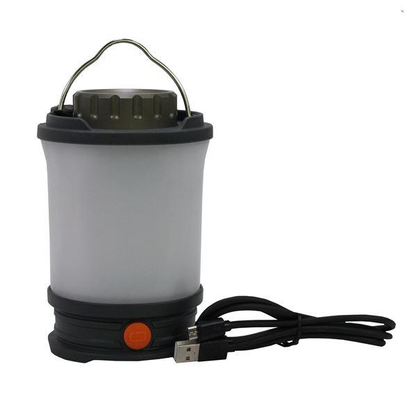 CL30R LED Lantern w/battery, Grey