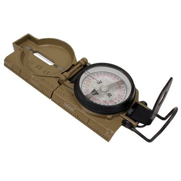 Picture of Compass, Lensatic, Phosphorescent, CB