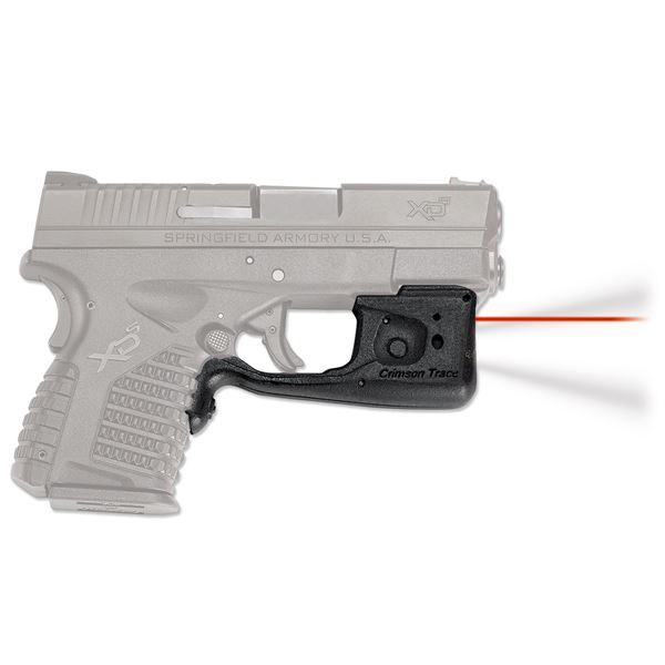 Laserguard Pro,Springfield, XD-S, Red,CP