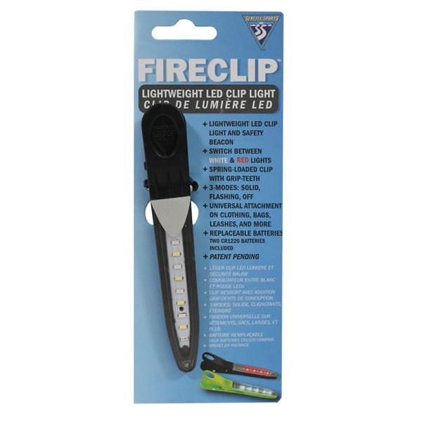 FireClip™ LED Light