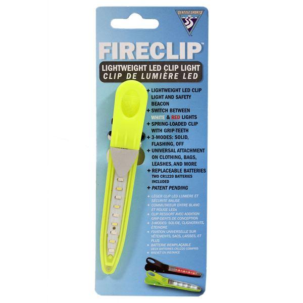 FireClip™ LED Light
