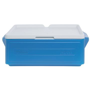 Picture of Cooler 24 Can Stacker Blue  C004