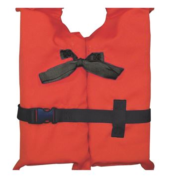 Picture of PFD 1520 YTH CAT TYPE II ORG