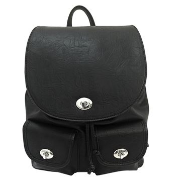 Picture of Concealed Carry  Womens Backpack- Blk