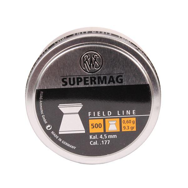 RWS Supermag - Field Line,.177 (Per 500)