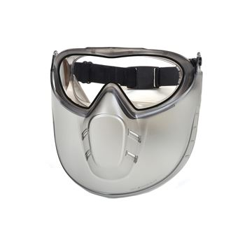 Picture of Capstone Dual Lens Goggle and Shield