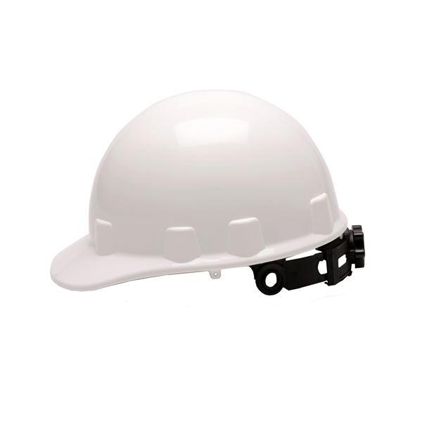 SL Series Sleek Cap 4 Pt Ratchet   White
