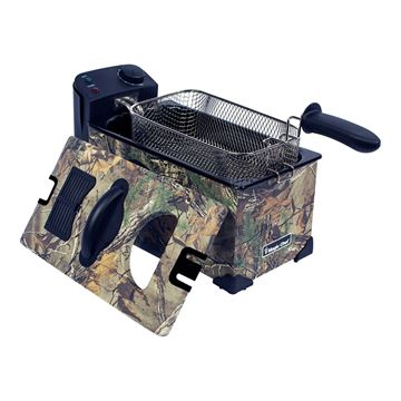 Picture of Realtree Deep Fryer
