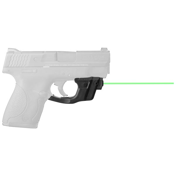 CF Laser w/GripSense for S&W Shield-Green