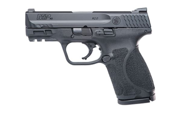 """S&W M&P 2.0 40SW 3.6"""" 13RD BLK NMS"""