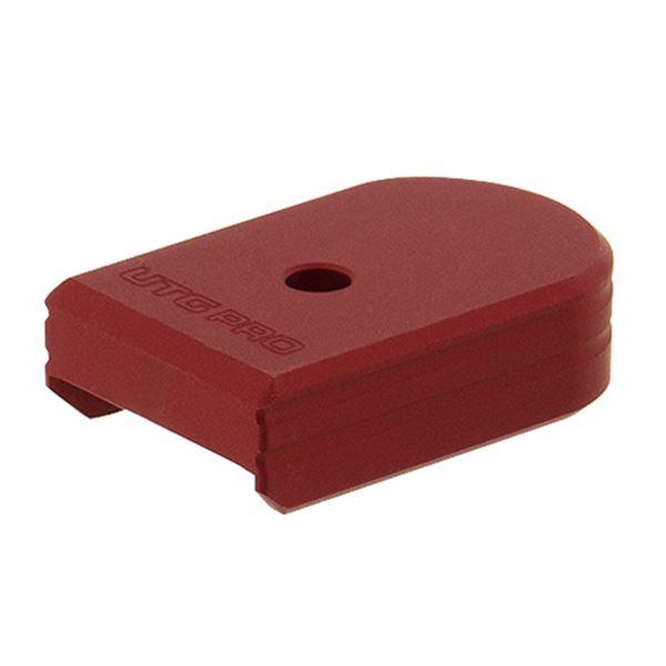 UTG PRO +0 BP, CZ P07/P10C,Mat Red Alum
