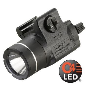 Streamlight Compact Tactical Weapon-Mounted Light