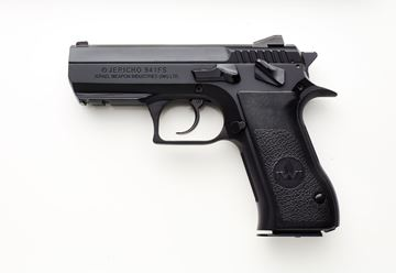 IWI FS-9 Steel Pistol .9 mm with 2-16 Round Magazines