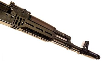 AK (Stamped Receiver) Lower Handguard M-LOK Rail System
