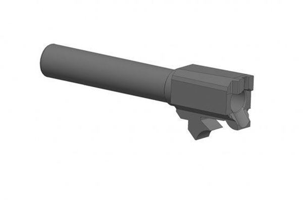 """4.9"""" Replacement Barrel for the RexZero1 Tactical Series pistols"""