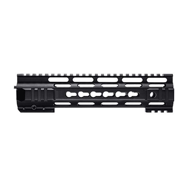 10 Key Mod AR Hand Guard w/ Rail