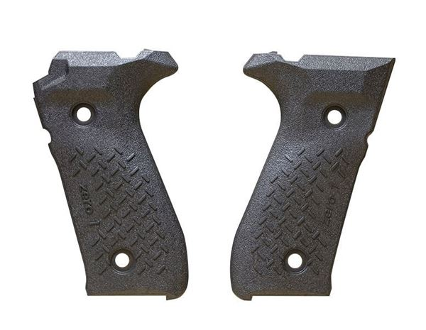 Grip panels for Rex Zero 1 Standard & Tactical series.