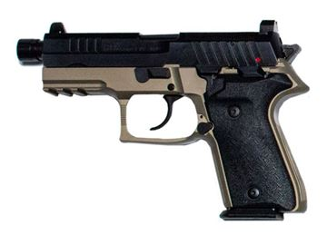 Rex Zero 1TC FDE Compact Tactical 9mm