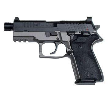 Rex Zero 1TC Grey Compact Tactical 9mm