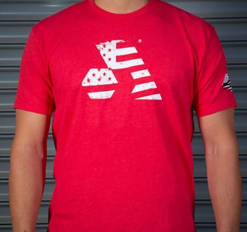 Arsenal T-Shirt Red Premium Short Sleeve