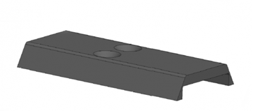 Slide Cover plate for the RexZero 1 Tactical models