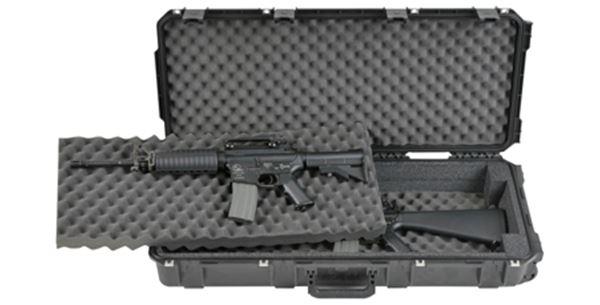 SKB 3I3614DR   DBL SHORT M4/RFL CASE