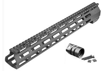 AIMSPORTS MTM13H308 AR/M4 13.5 HIGH M-LOK   308
