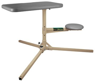 CALD 252552  STABLE TABLE SHOT BENCH