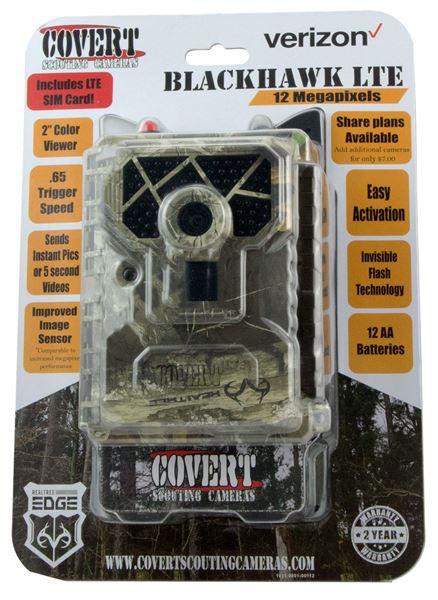 COVERT 5465 BLACKHAWK LTE 60 NO GLOW LED RLT VERIZ