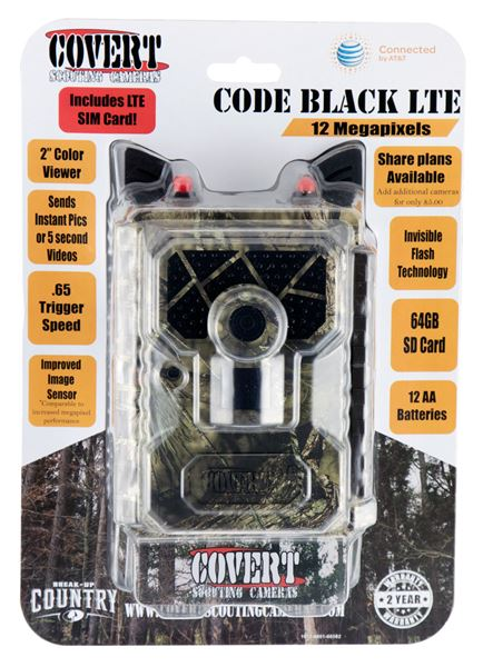 COVERT 5472 CODE BLK  LTE 60 NO GLOW LED MO  AT&T